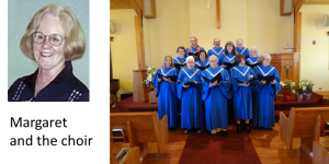 Margaret and Choir